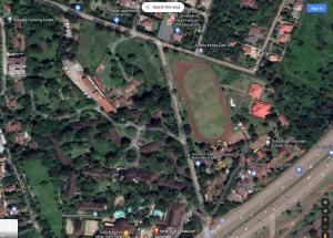 Commercial Land for sale Thika road,safari park Thika Road Thika Road Nairobi