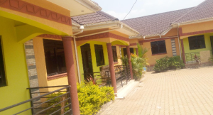 2 bedroom Apartment for rent Mukono Central