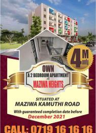 2 bedroom Flat&Apartment for sale Behind Jacaranda Estate Of Kamiti Road, Kahawa, Nairobi Kahawa Nairobi