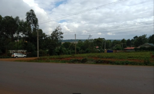 Land for sale Gikambura Stage Dagoretti Rd, Thogoto Kikuyu Kiambu