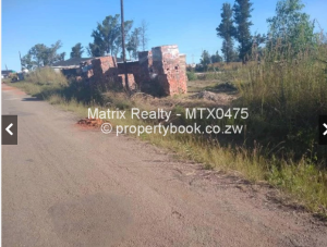 Land for sale - Westgate Harare West Harare