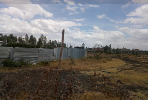 Land for sale Syokimau Nairobi