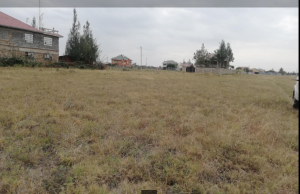 Land for sale - Katani Athi RIver Machakos