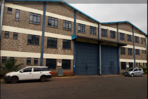 Industrial Property for rent - Industrial Area Nairobi
