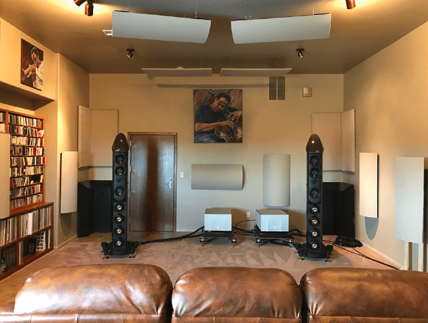Building A Listening Room The Absolute Sound