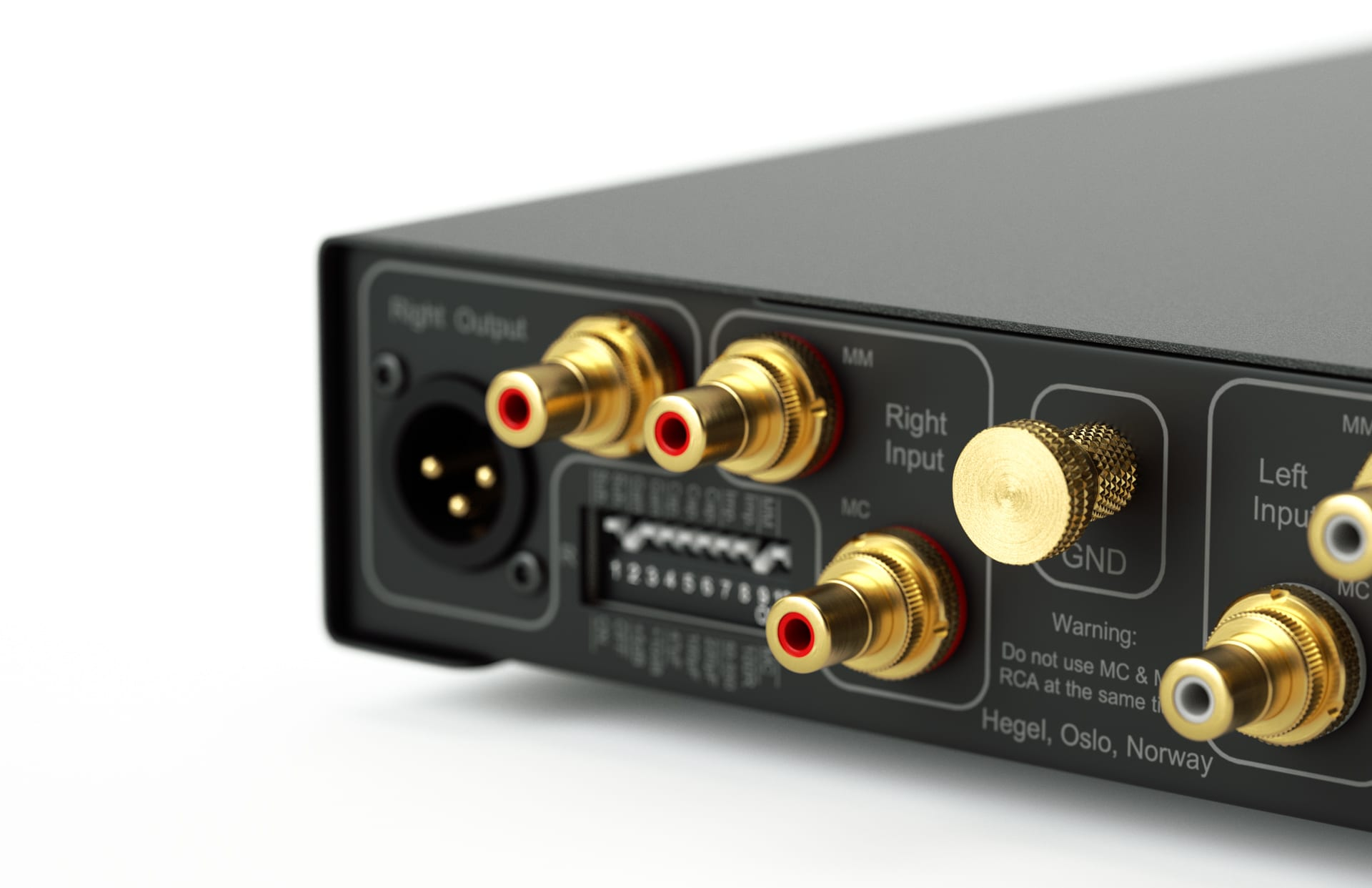 HEGEL Launches V10 Phonostage