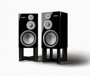 Yamaha NS5000 Speaker Pair with Stands