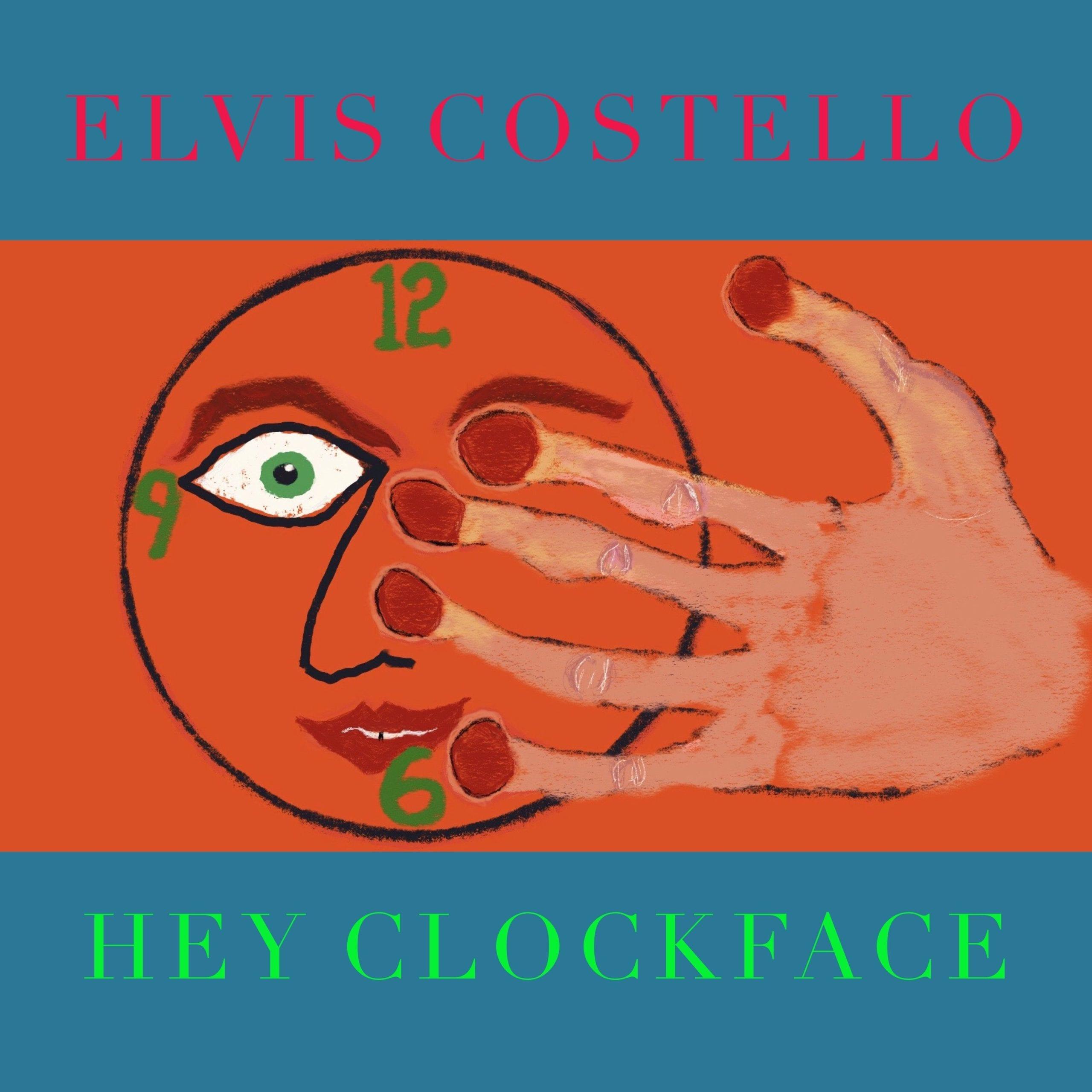 Elvis Costello: Hey Clockface