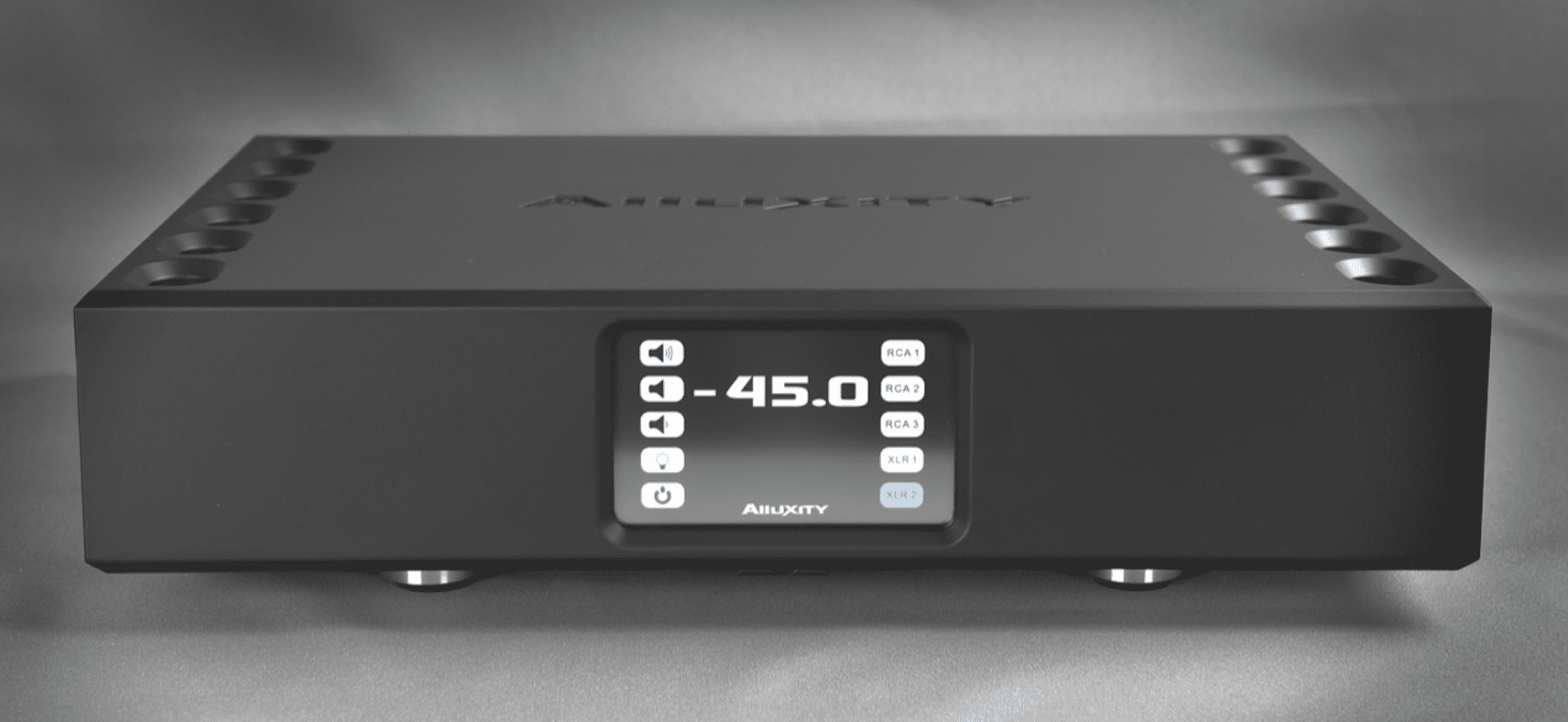 Alluxity by AVM Tec Releases Update to Int One Integrated Amplifier