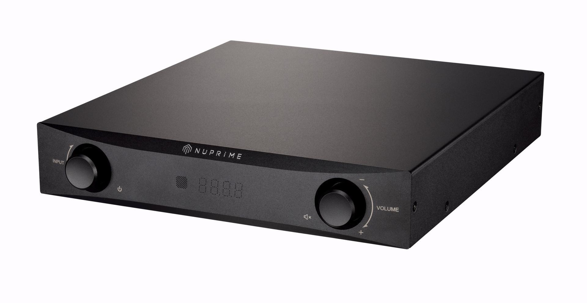 NuPrime IDA-8 integrated amplifier