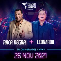 Raça Negra e Leonardo
