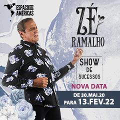 Zé Ramalho Tour 2020 Show dos Sucessos