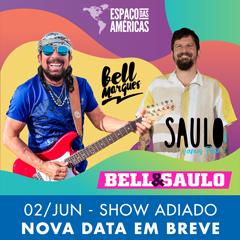 Bell Marques e Saulo