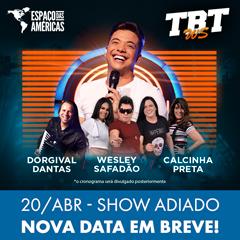 Wesley Safadão TBT WS com Dorgival Dantas e Calcinha Preta