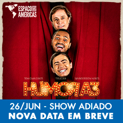 Humor A3 com Tom Cavalcante, Tirullipa e Whindersson Nunes