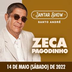 Jantar Show com Zeca Pagodinho