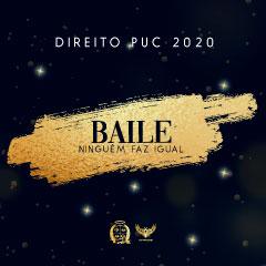 Baile de Formatura Direito Puc SP 2020