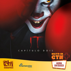 Cine CTN Osasco apresenta It Capitulo 2
