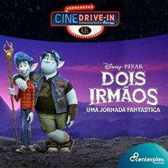 Cine Atibaia Drive In apresenta Dois Irmãos