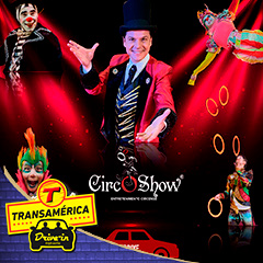 Transamérica Drive In apresenta Circo Show