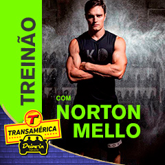 Transamérica Drive In apresenta Treinão do Norton Mello