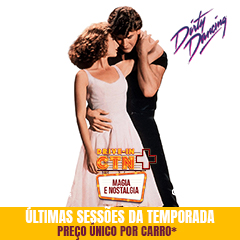 Drive in CTN Apresenta Dirty Dancing