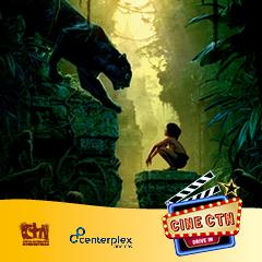 Cine CTN apresenta Mogli o Menino Lobo
