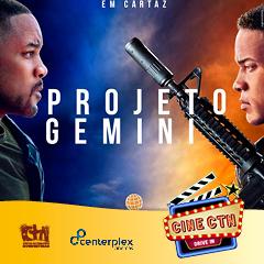 Cine CTN apresenta Projeto Gemini