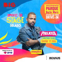Drive In Stage com Projota