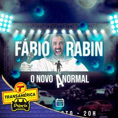 Transamérica Drive In apresenta Fabio Rabin em O Novo Anormal