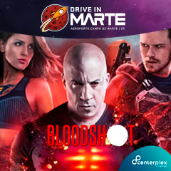 Drive In Campo de Marte com Bloodshot