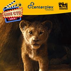 Cine CTN apresenta O Rei Leão