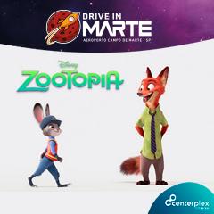 Drive In Campo de Marte com Zootopia
