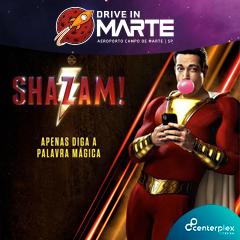 Drive In Campo de Marte com Shazam!