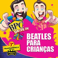 Transamérica Drive In apresenta Beatles para Crianças