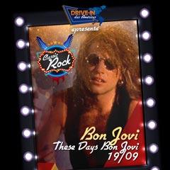 Drive in das Américas apresenta Classic Rock com These Days Bon Jovi
