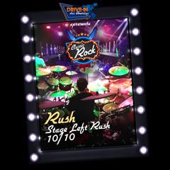 Drive in das Américas apresenta Classic Rock com Stage Left Rush