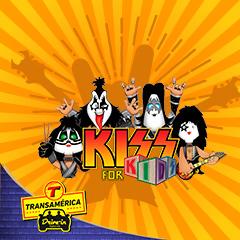 Transamérica Drive In apresenta Kiss for Kids
