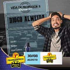 Transamérica Drive In apresenta Diogo Almeida em Vida de Professor 2