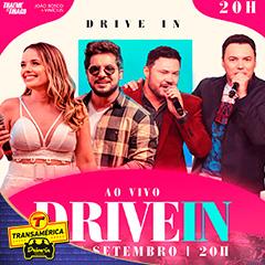 Transamérica Drive In apresenta Thaeme & Thiago e João Bosco & Vinicius