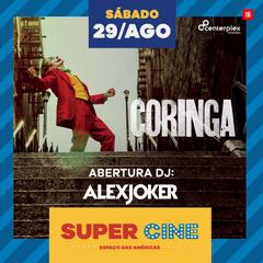 Super Cine Espaço das Américas Drive In com Coringa