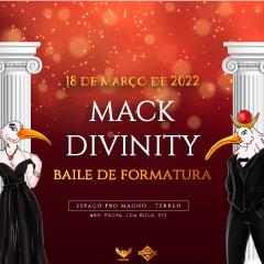 Baile de Formatura Mackenzie CCSA
