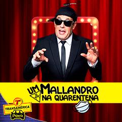 Transamérica Drive In Um Mallandro na Quarentena com Sergio Mallandro