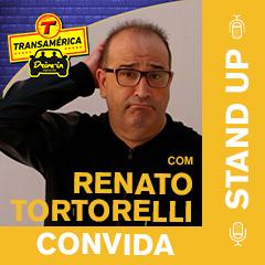 Transamérica Drive In apresenta Stand Up Comedy Renato Tortorelli