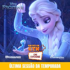 Drive in CTN apresenta Frozen 2 com Encontro Princesas