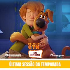 Drive In CTN apresenta Scooby Doo