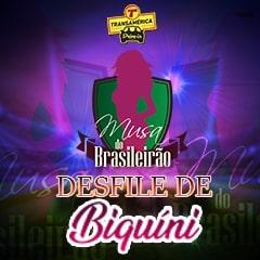 Transamérica Drive In apresenta Musa Brasileirão Desfile de Biquíni