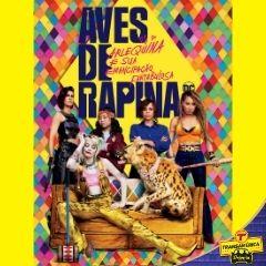 Transamérica Drive In apresenta Aves de Rapina Arlequina e Sua Emancipação