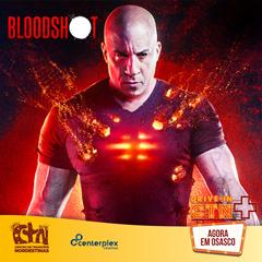 Cine CTN Osasco apresenta Bloodshot