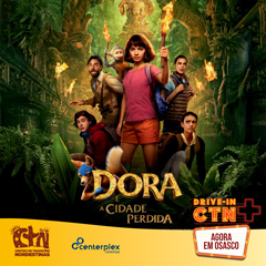 Cine CTN Osasco apresenta Dora